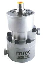 超微小流量高圧タイプ MODEL P001F