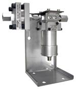 微小流量標準システムタイプ MODEL P213/295FS