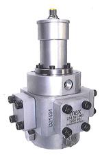 燃料流量計 P214-591/295F小・中流量計(超高圧タイプ)