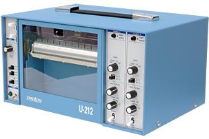 記録計 U-212 ポータブル型ペンレコーダー 1・2ペン