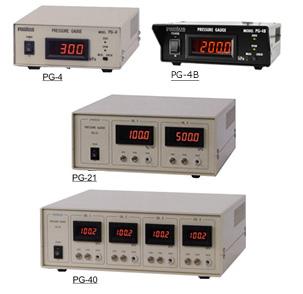 圧力計 PG-4・PG-21・PG-40・PG-4B